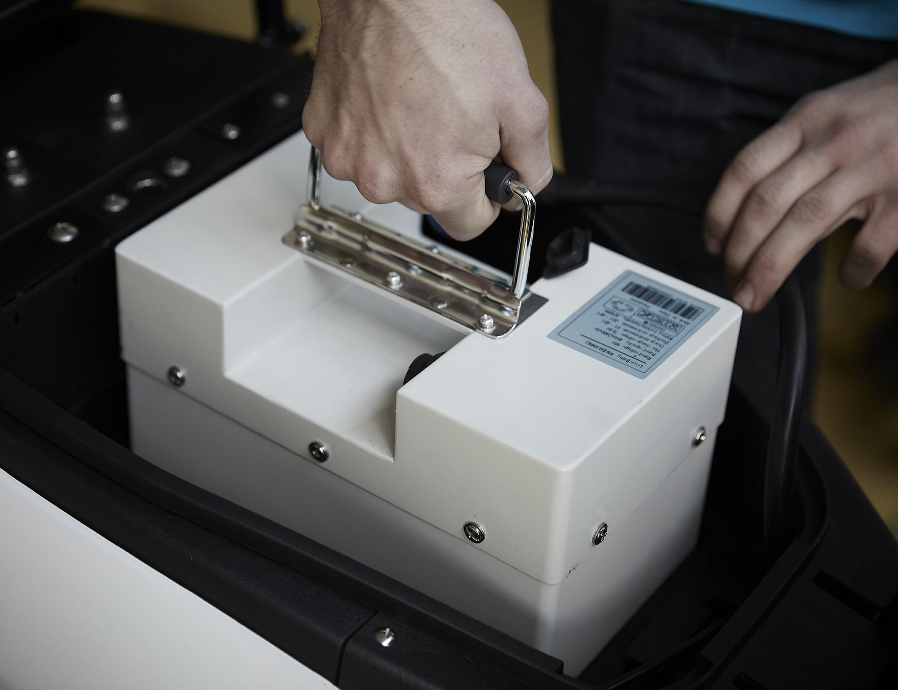 batterie ammovible cruisrent